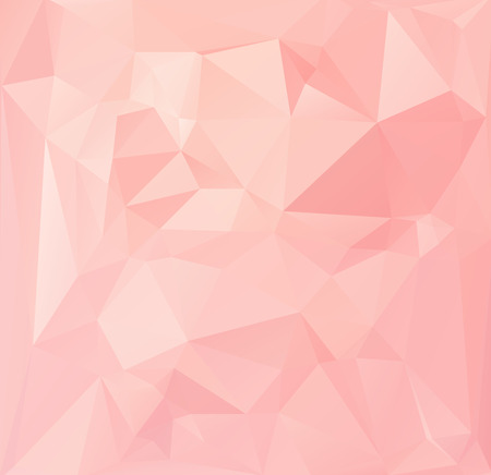 Pink White Light Polygonal Mosaic Background, Vector illustration,  Business Design Templates Vector