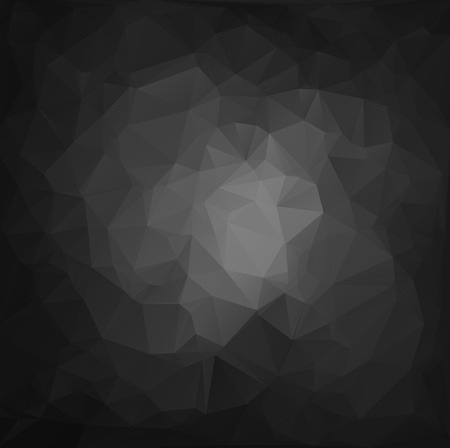 abstract background: Gray White  Polygonal Mosaic Background, Vector illustration,  Creative  Business Design Templates