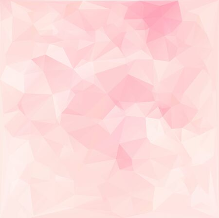 pink: Pink White  Polygonal Mosaic Background, Vector illustration,  Creative  Business Design Templates Illustration