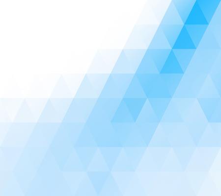 Blau Weiß Mosaik-Hintergrund, Kreativ-Design-Vorlagen