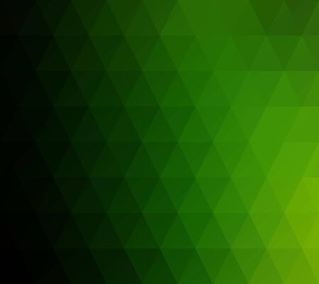 green grid: Green Grid Mosaic Background Illustration
