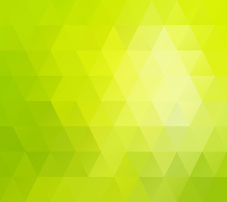 abstract background vector: Green Grid Mosaic Background, Creative Design Templates