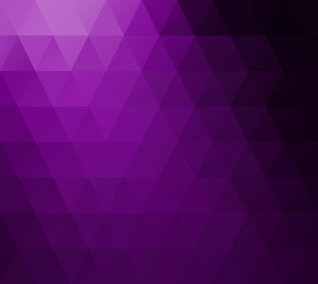 Purple Grid Mosaic Background, Creative Design Templates Vector