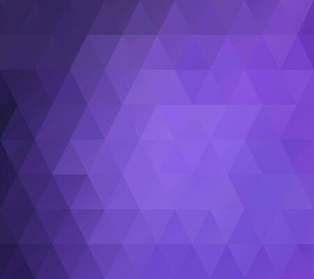abstrakte muster: Lila Grid Mosaic Hintergrund, kreatives Design Vorlagen Illustration