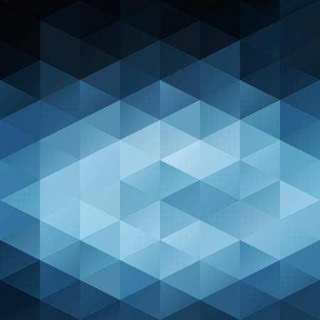 blau wei�: Blue White Bright Mosaic Background, Creative Design Templates