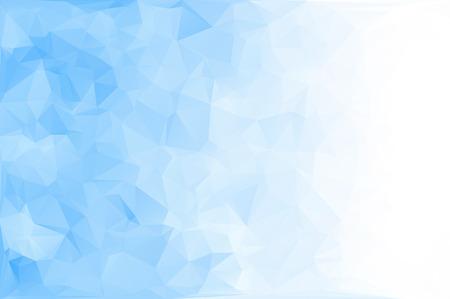 website background: Blue White Polygonal Mosaic Background, Vector illustration,  Creative  Business Design Templates