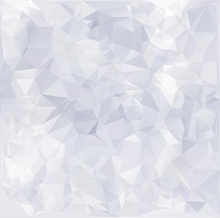 회색 다각형 모자이크 배경, 크리 에이 티브 디자인 템플릿 일러스트