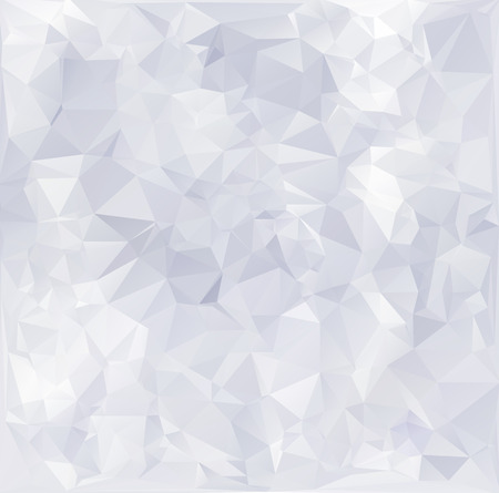 Szary Wielokątne Mozaika Tło, pień Szablony projektów Ilustracje wektorowe