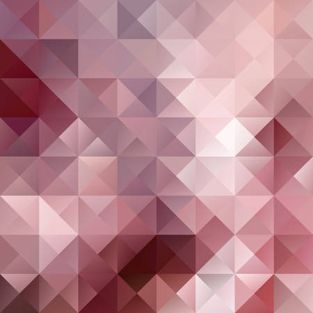 abstract waves background: Red Grid Mosaic Background, Creative Design Templates Illustration