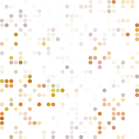 dots background: Colorful Random Dots Background