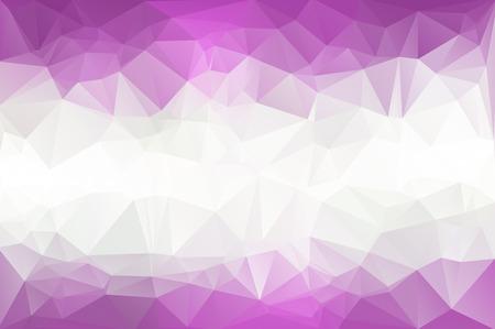 mosaic background: Purple Polygonal Mosaic Background