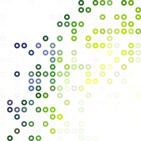 creative design: Green Donuts , Creative Design Templates