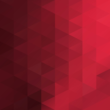 red: Red Grid Mosaic Background, Creative Design Templates Illustration