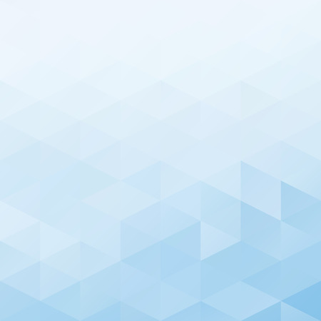 fondo geometrico: Antecedentes del mosaico de cuadr�cula azul, plantillas de dise�o creativo