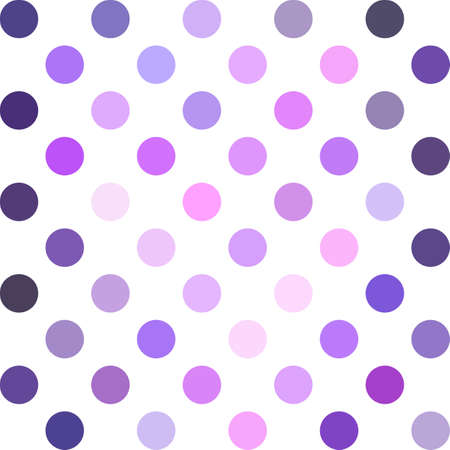 repetition dotted row: Purple Polka Dots Background, Creative Design Templates