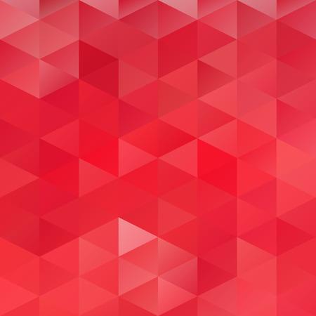 그리드 모자이크 배경, 크리에이티브 디자인 템플릿 일러스트