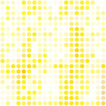 dots background: Yellow Random Dots Background, Creative Design Templates