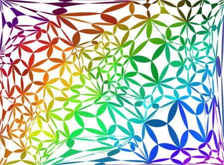 mesh: Colorful mesh Background, Creative Design Templates Illustration