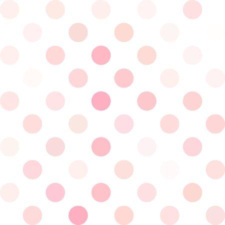 dots background: Pink Polka Dots Background, Creative Design Templates Illustration