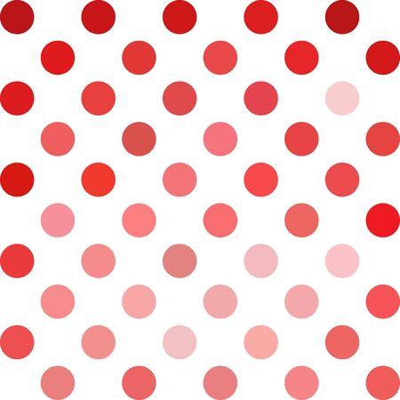 lunares rojos: Red Polka Dots Background, Creative Design Templates