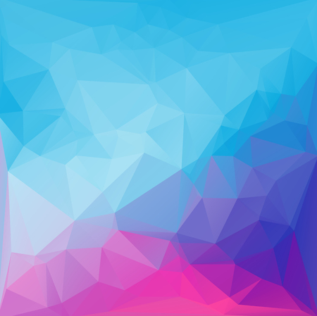 repeating background: Blue Polygonal Mosaic Background, Creative Design Templates
