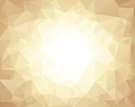 mosaic background: Brown Polygonal Mosaic Background, Creative Design Templates