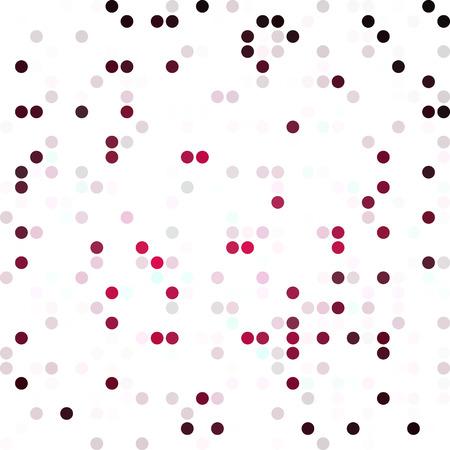 dots background: Purple Random Dots Background Illustration