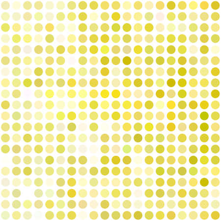 dots background: Yellow Dots Background