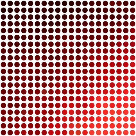 dots background: Red Dots Background