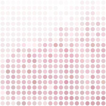 dots background: Purple Dots Background