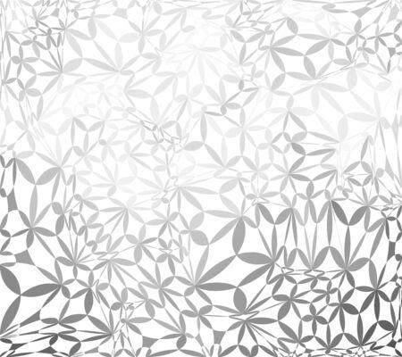 mesh: Gray White mesh Background Illustration