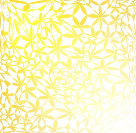 mesh: Yellow mesh Background Illustration