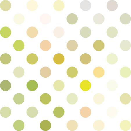 repetition dotted row: Colorful Polka Dots Background