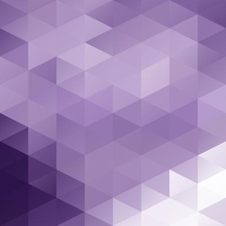 morado: Antecedentes del mosaico púrpura cuadrícula, las plantillas del diseño creativo