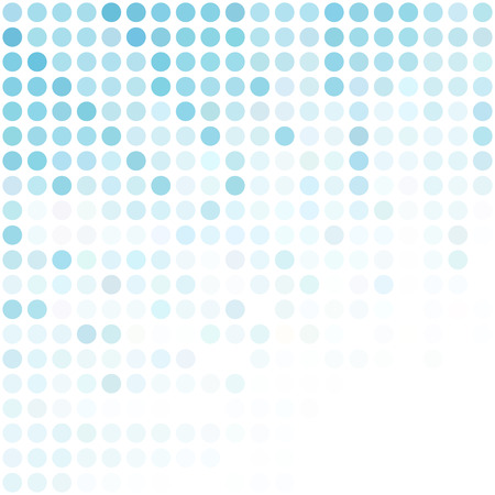 Blue Dots Background, Creative Design Templates Фото со стока - 43736489