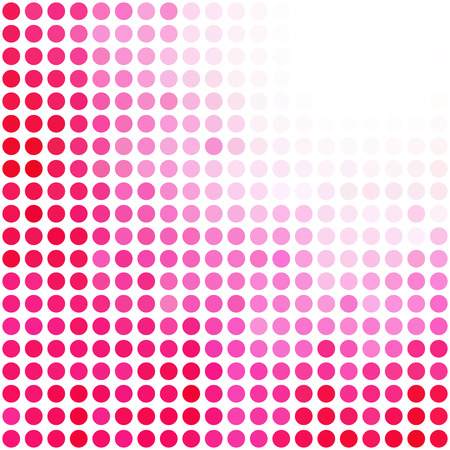 pink background: Pink Random Dots Background, Creative Design Templates Illustration