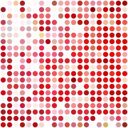 dots background: Red Random Dots Background, Creative Design Templates Illustration