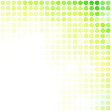 dots background: Green Dots Background, Creative Design Templates Illustration