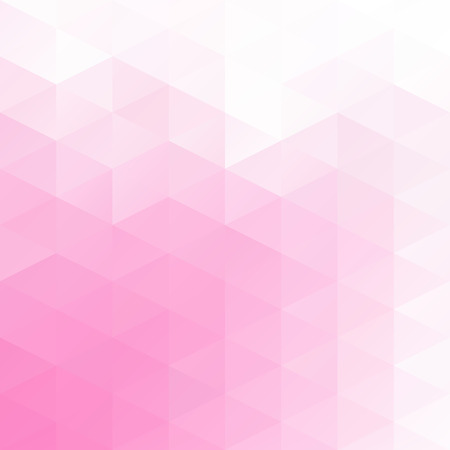 Pink Grid Mosaic Background, Creative Design Templates Illustration