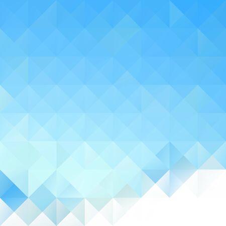 grid background: Blue Grid Mosaic Background, Creative Design Templates