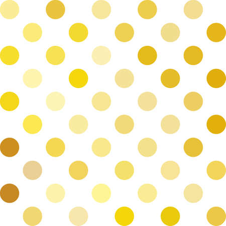 repetition dotted row: Yellow Polka Dots Background, Creative Design Templates