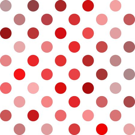 lunares rojos: Red Polka Dots Background, Creative Design Templates