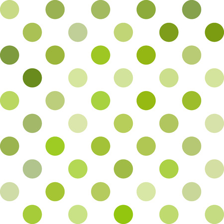 repetition dotted row: Green Polka Dots Background, Creative Design Templates