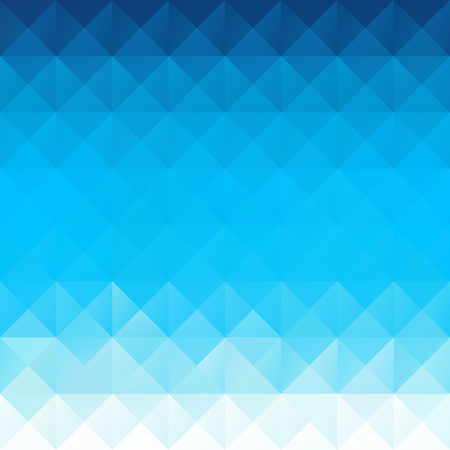 bright card: Blue Grid Mosaic Background, Creative Design Templates