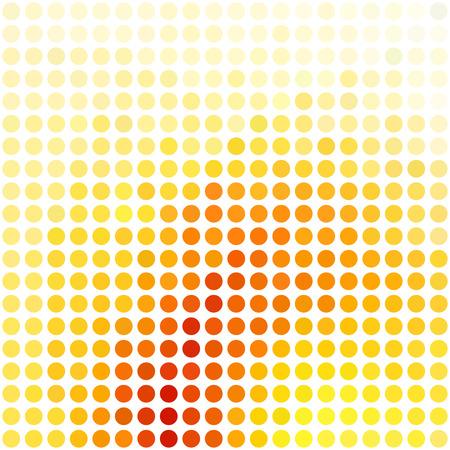 dots background: Orange Dots Background, Creative Design Templates Illustration