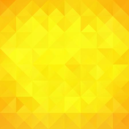 Antecedentes del mosaico cuadrícula Orange, plantillas de diseño creativo Foto de archivo - 44136229