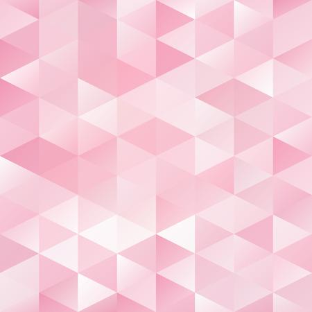 mosaic background: Pink Grid Mosaic Background, Creative Design Templates Illustration