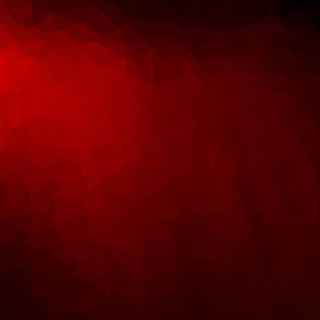 diamond background: Red Polygonal Mosaic Background, Creative Design Templates