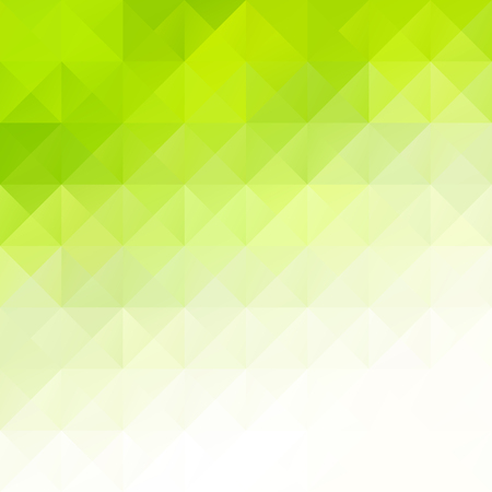 digital background: Green Grid Mosaic Background, Creative Design Templates