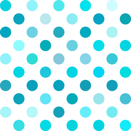 repetition dotted row: Blue Polka Dots Background, Creative Design Templates